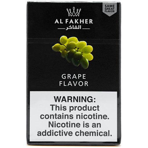 AL-FAKHER Grape Flavor 50g resmi