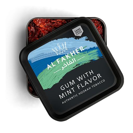 AL-FAKHER Gum with Mint Flavor 250g resmi