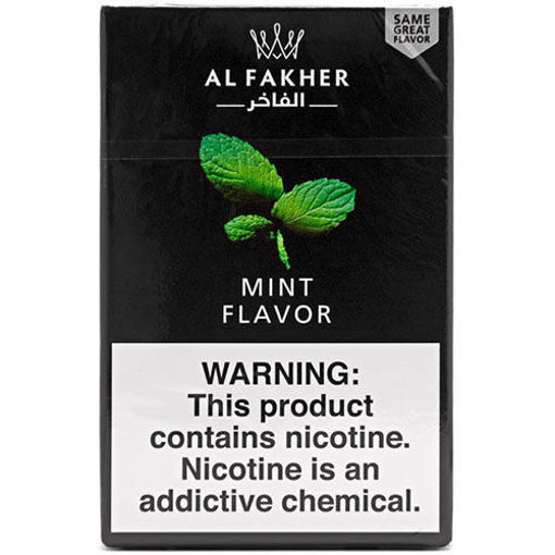 AL-FAKHER Mint Flavor 50g resmi