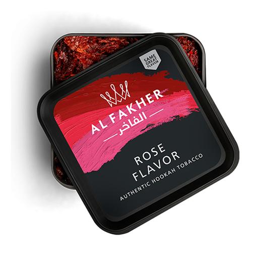 AL-FAKHER Rose Flavor 250g resmi