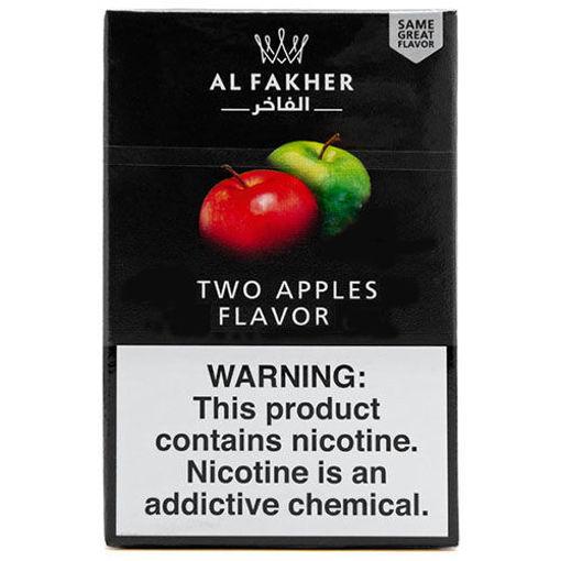 AL-FAKHER Two Apples Flavor 50g resmi