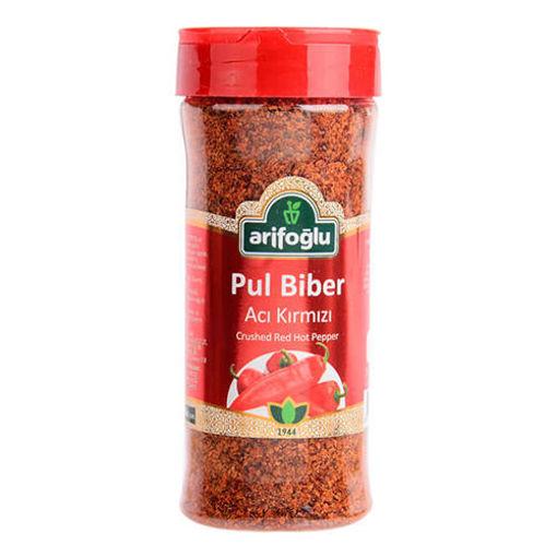 ARIFOGLU Crushed Red Hot Pepper 175g resmi