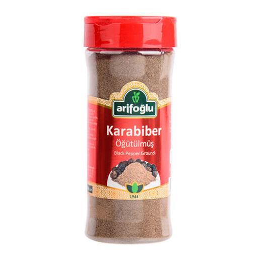 ARIFOGLU Ground Black Pepper 200g resmi