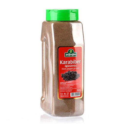 ARIFOGLU Ground Black Pepper 500g resmi