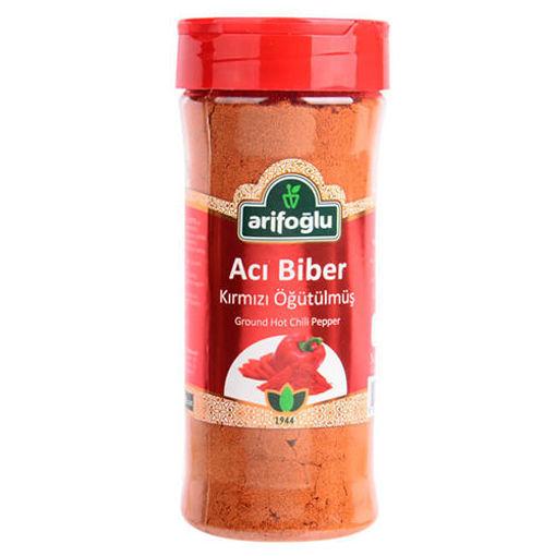ARIFOGLU Ground Hot Chili Pepper 175g resmi