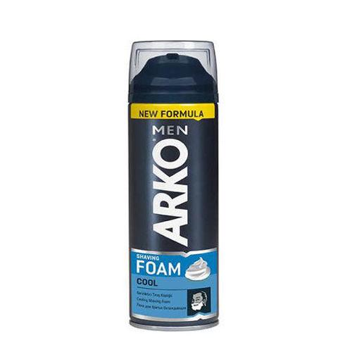 ARKO Shaving Foam Cool 200ml resmi