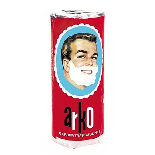 ARKO Shaving Soap Stick 'Classic Red' 75g resmi