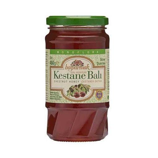 BALPARMAK Chestnut Honey (Kestane Bali) 460g resmi