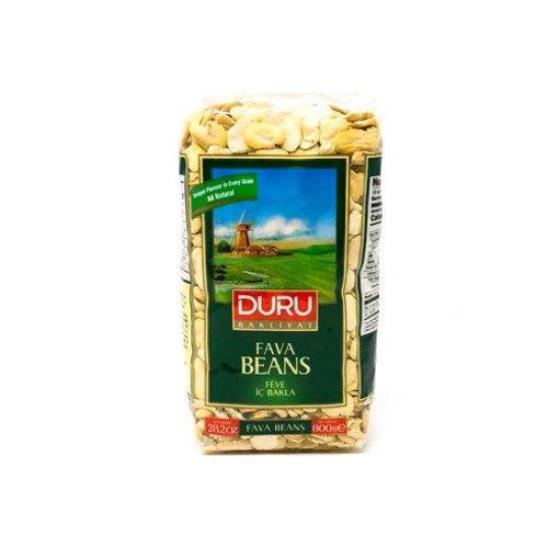 DURU Fava Beans 800g resmi