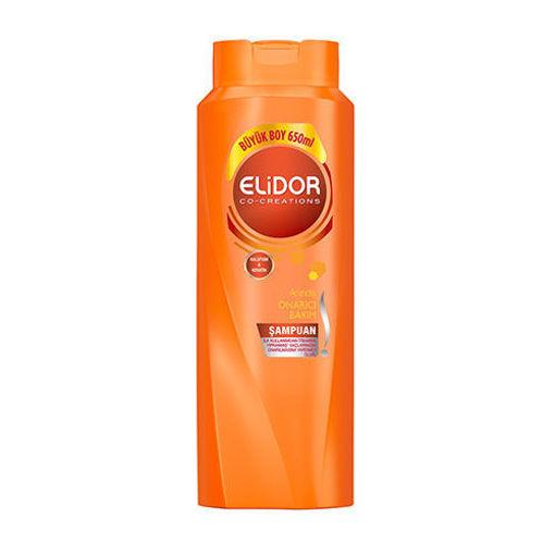 ELIDOR Instant Repair Shampoo 650ml resmi