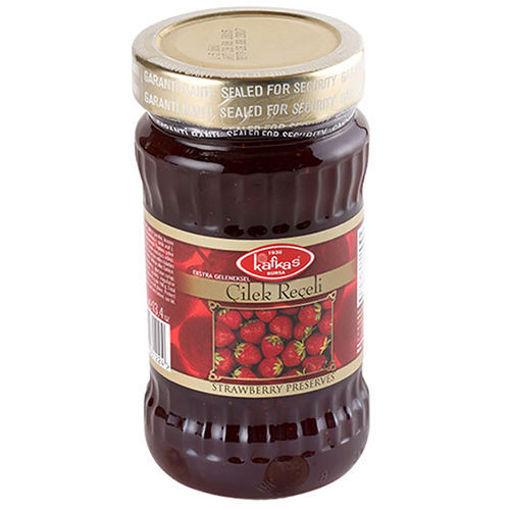 KAFKAS Starwberry Preserve 380g resmi