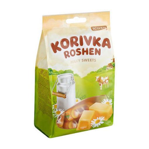 KORIVKA ROSHEN Milky Sweets 205g resmi