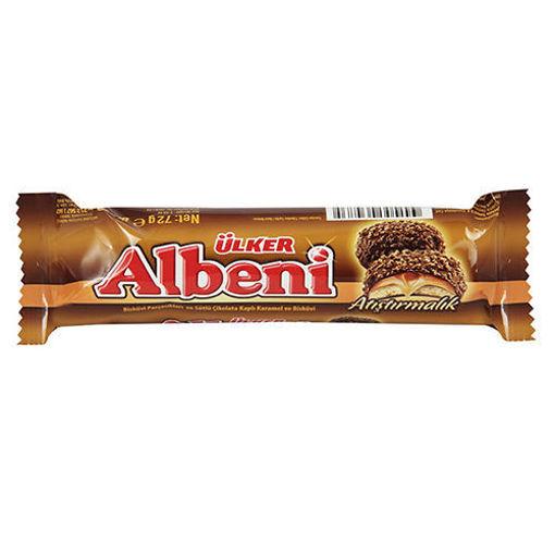 ULKER Albeni Cookie 72g resmi