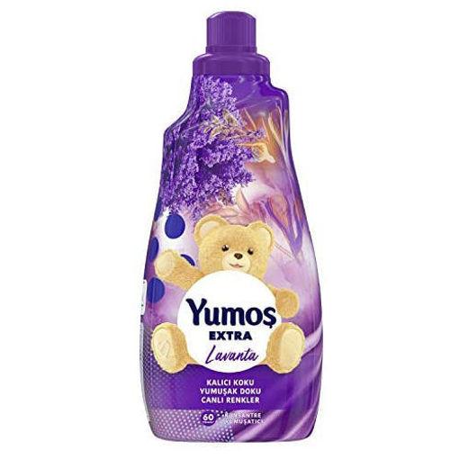 YUMOS Extra Concentrated Softener (Lavender Yumusatici) 1.5 Lt resmi