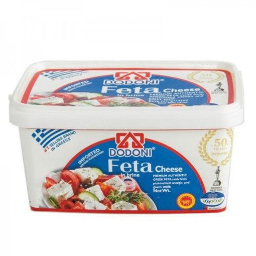 DODONI Feta Cheese 400g resmi