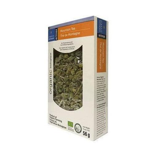 KRINOS Organic Mountain Tea 56g resmi
