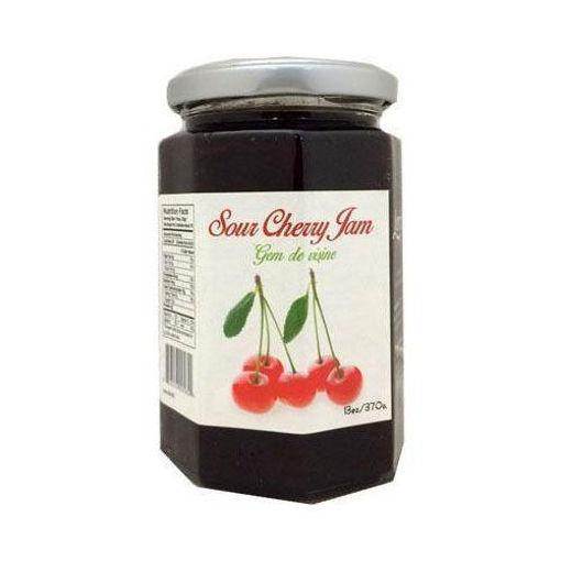 LIVADA Sour Cherry Jam 370g resmi
