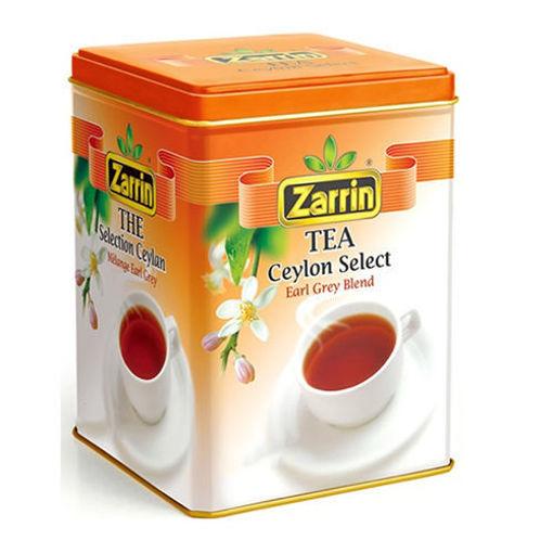 ZARRIN Tea Ceylon Select Earl Grey Blend 400g resmi