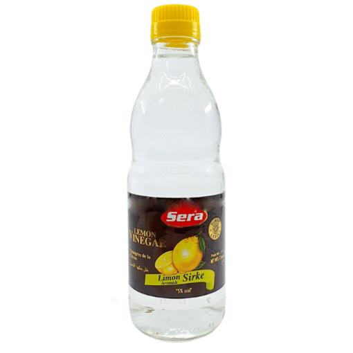 SERA Lemon Vinegar 500ml resmi