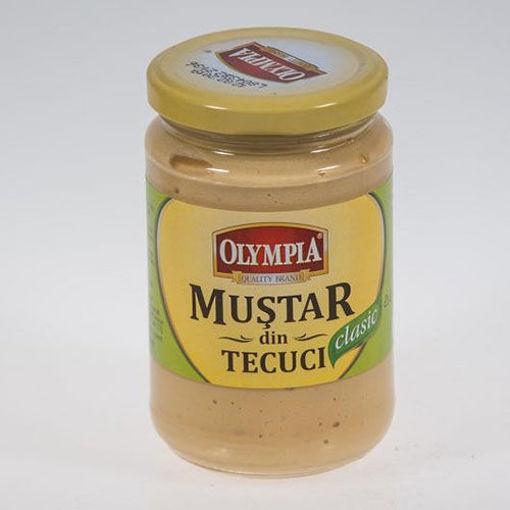 OLYMPIA Muştar din Tecuci (Mustard Classic) 300g resmi