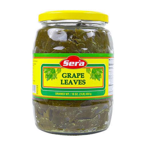 SERA Grape Leaves 454g resmi
