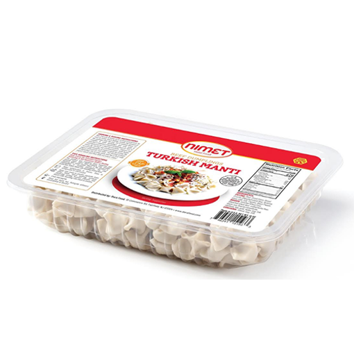 NIMET Manti w/Beef (Turkish Style Dumpling) 454g resmi
