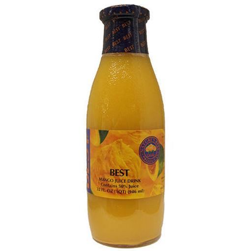 BEST Mango Juice 946ml resmi