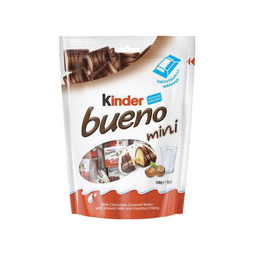 KINDER Bueno Mini 108g resmi