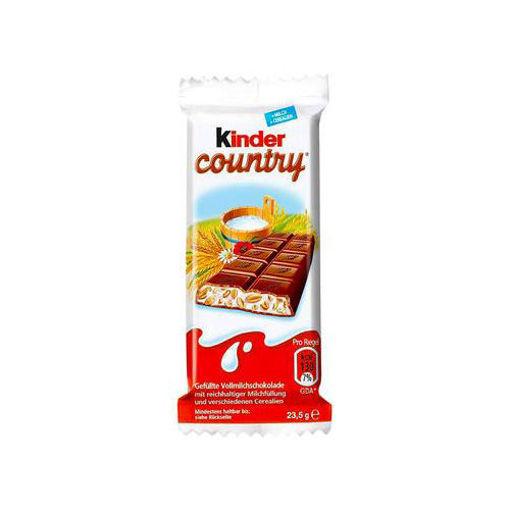 KINDER Country 25g resmi