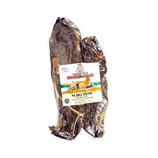BROTHER&SISTER Smoked Beef Suho Meso per lb. resmi