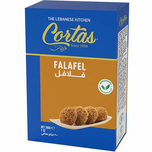 CORTAS Falafel Mix 200g resmi