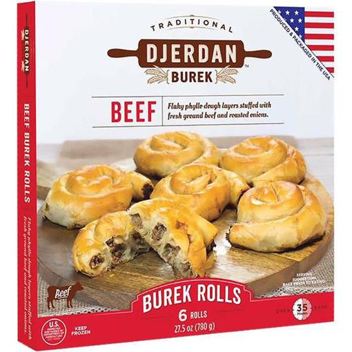 DJERDAN Burek Beef Rolls (6 Rolls) 780g resmi