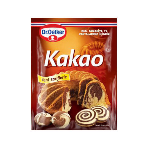 DR. OETKER Kakao (Cocoa Mix) 100g resmi