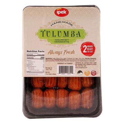 IPEK Gourmet Tulumba Dessert  454g resmi