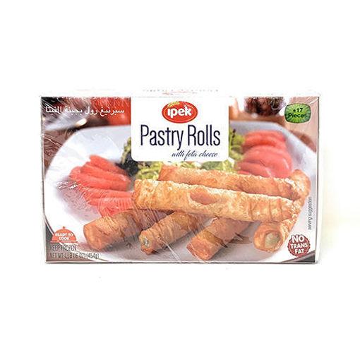 IPEK Pastry Rolls (Sigara Boregi) 454g resmi