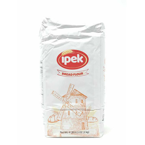 IPEK Turkish Flour (Un) 2kg resmi
