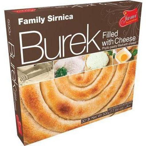 JAMI Burek Filled w/Cheese 500g (Family Size) resmi