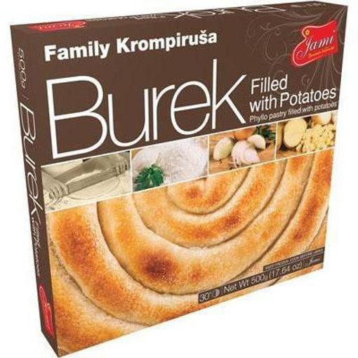 JAMI Burek Filled w/Potato 500g (Family Size) resmi