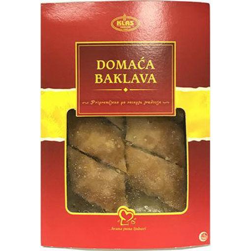 KLAS Domaca Homemade Baklava 500g resmi