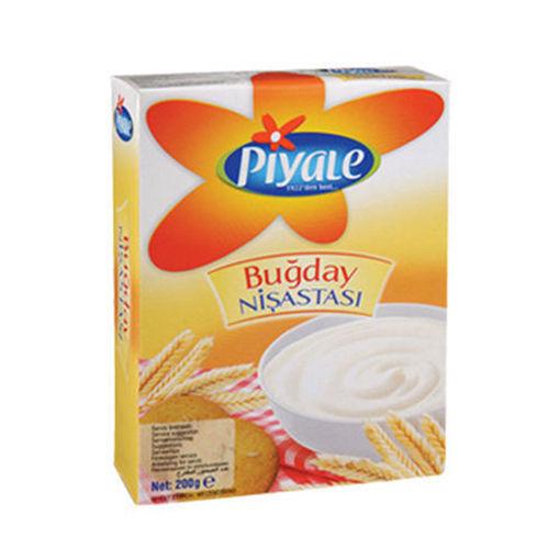 PIYALE Wheat Starch (Bugday Nisastasi) 200g resmi