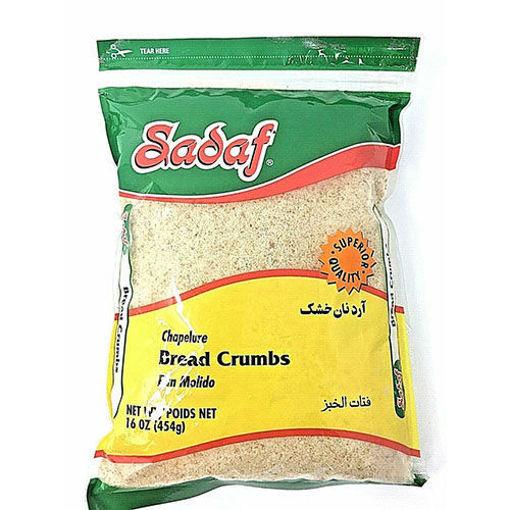SADAF Chapelure Bread Crumbs 454g resmi