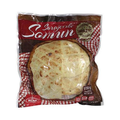 SARAJEVO Somun Bread 'Lepinja' 1150g resmi