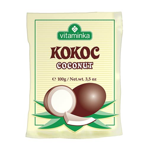 VITAMINKA Kokoc Coconut 100g resmi