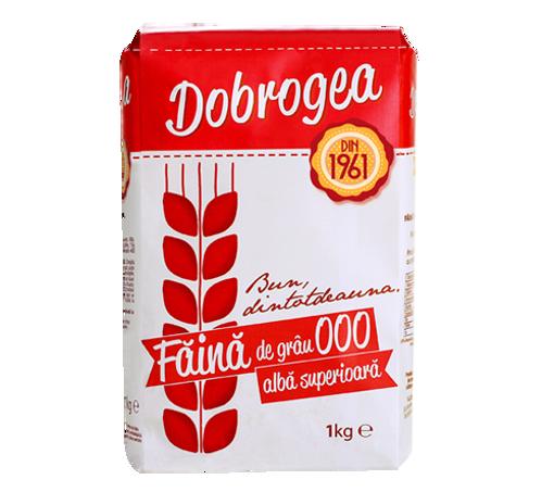 DOBROGEA All Purpose White Wheat Flour 1000g resmi