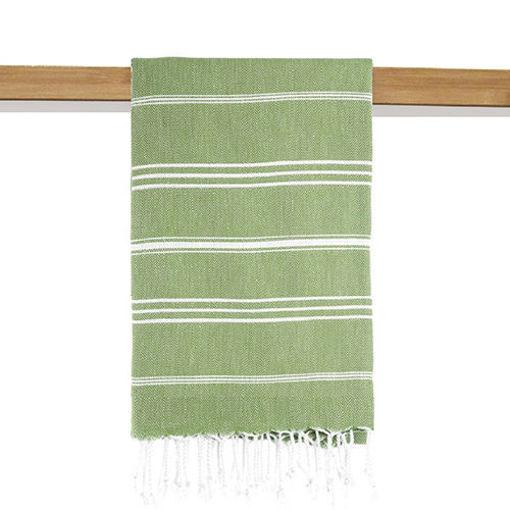 TOWEL CHIC %100 Cotton Hand Towel resmi