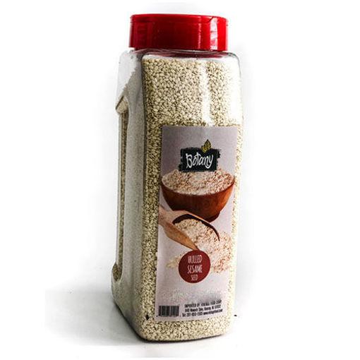 BOTANY Raw Sesame Seeds 100g resmi