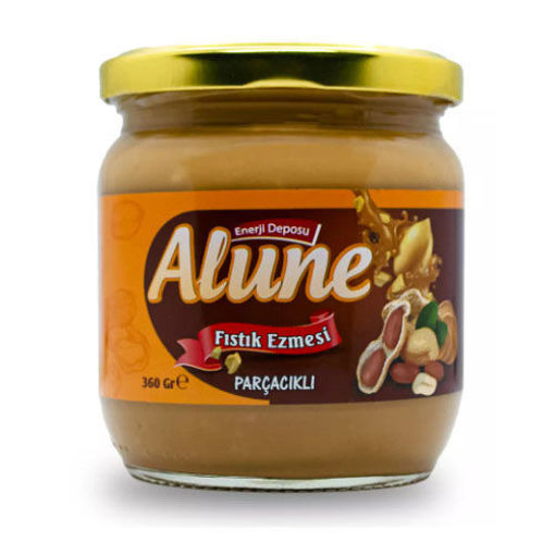 ALUNE Peanut Butter 360g resmi