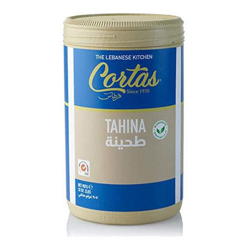 CORTAS Tahini 908g resmi