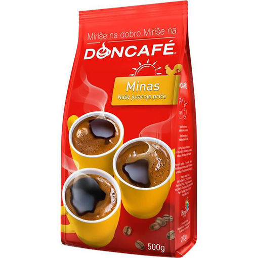 DONCAFE Minas Ground Coffee 500g resmi