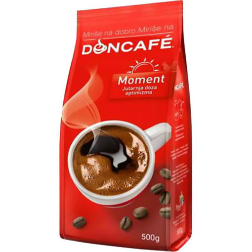 DONCAFE Moment Ground Coffee 500g resmi